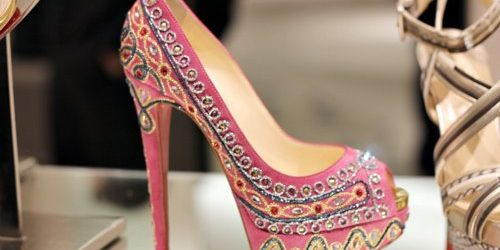 Fashion – Christian Louboutin Spring Summer 2012 CHRISTIAN LOUBOUTIN SPRING SUMMER 2012 10 500x250