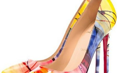 Fashion – Christian Louboutin Spring Summer 2012 CHRISTIAN LOUBOUTIN SPRING SUMMER 2012 16 400x250