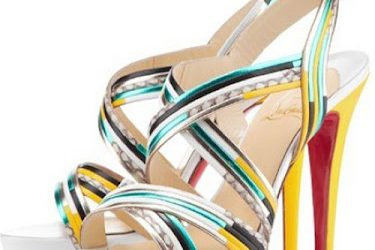 Fashion – Christian Louboutin Spring Summer 2012 CHRISTIAN LOUBOUTIN SPRING SUMMER 2012 21 375x250