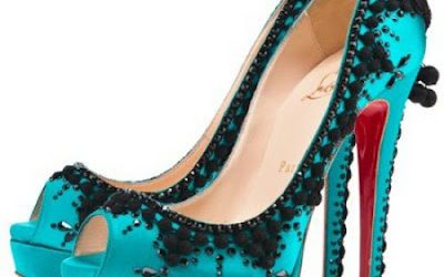 Fashion – Christian Louboutin Spring Summer 2012 CHRISTIAN LOUBOUTIN SPRING SUMMER 2012 29 400x250