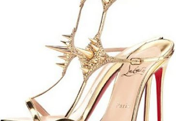 Fashion – Christian Louboutin Spring Summer 2012 CHRISTIAN LOUBOUTIN SPRING SUMMER 2012 32 364x250
