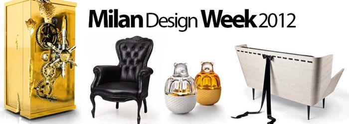 MilanDesignWeek2012