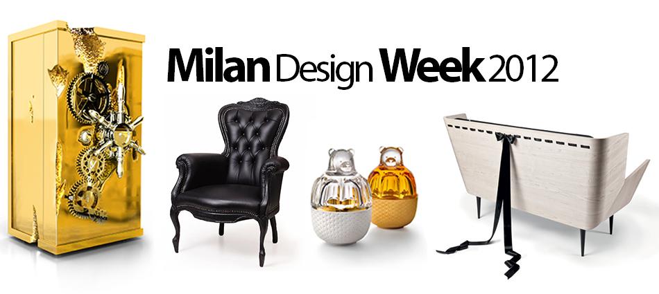 MilanDesignWeek2012  Design Agenda - Milan Design Week 2012 MilanDesignWeek2012