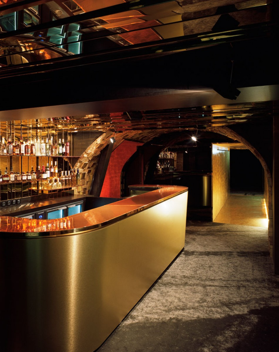Silencio Club - Paris (5)  Lifestyle – The Most Exclusive Nightclub in Paris Silencio Club Paris 5 e1332167971751