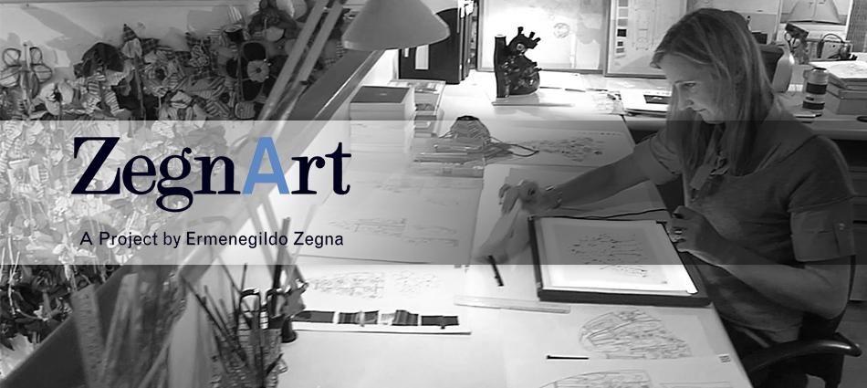 ZegnArt  Art - ZegnArt by Ermenegildo Zegna  ZegnArt
