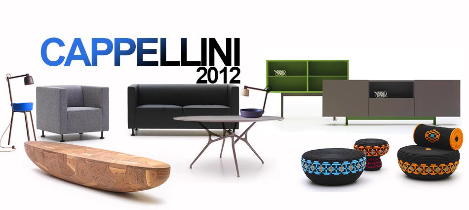 Cappellini  Exclusive - Cappellini Design Village 2012 cappellini