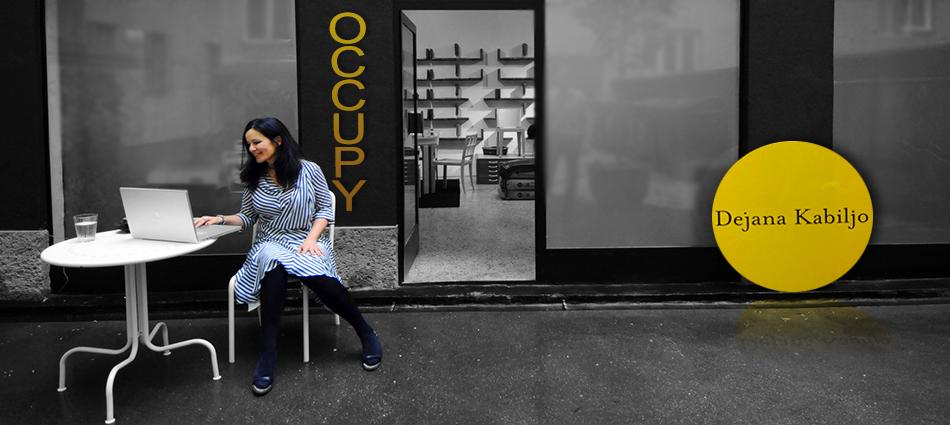 dajana kobiljo-1  Design Agenda – OCCUPY! by Dejana Kabiljo dajana kobiljo 1