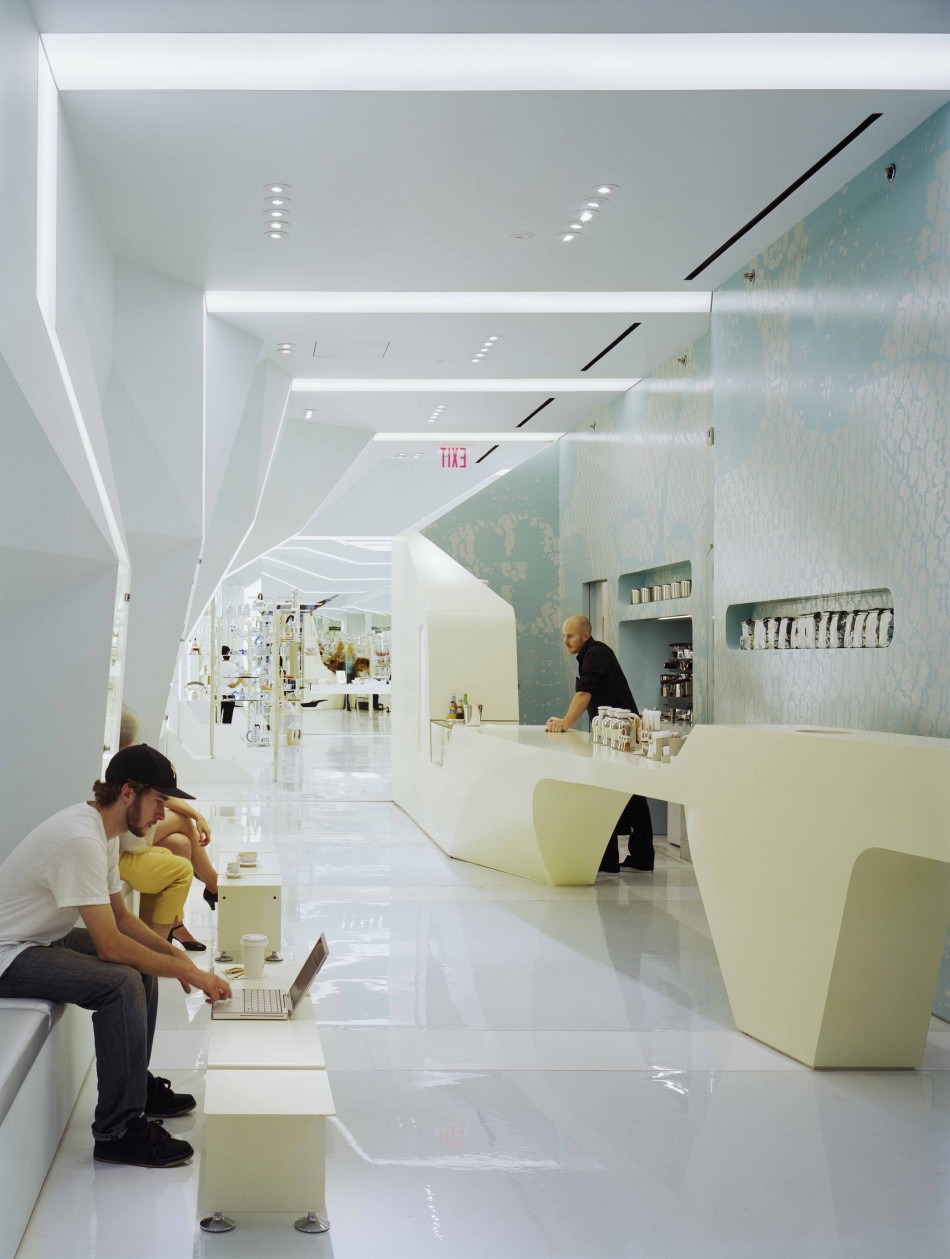 Alessi Flagship Store  Design Agenda – Cranbrook for Alessi Alessi Flagship Store e1336729260906