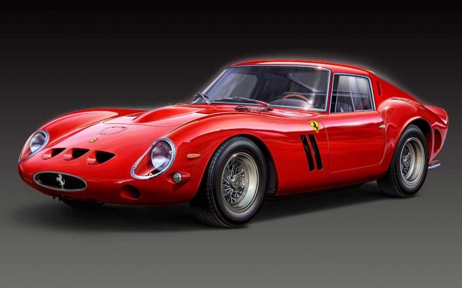 Ferrari 250 GTO  Lifestyle – Top 10 Iconic Supercars Ferrari 250 GTO e1338484168398