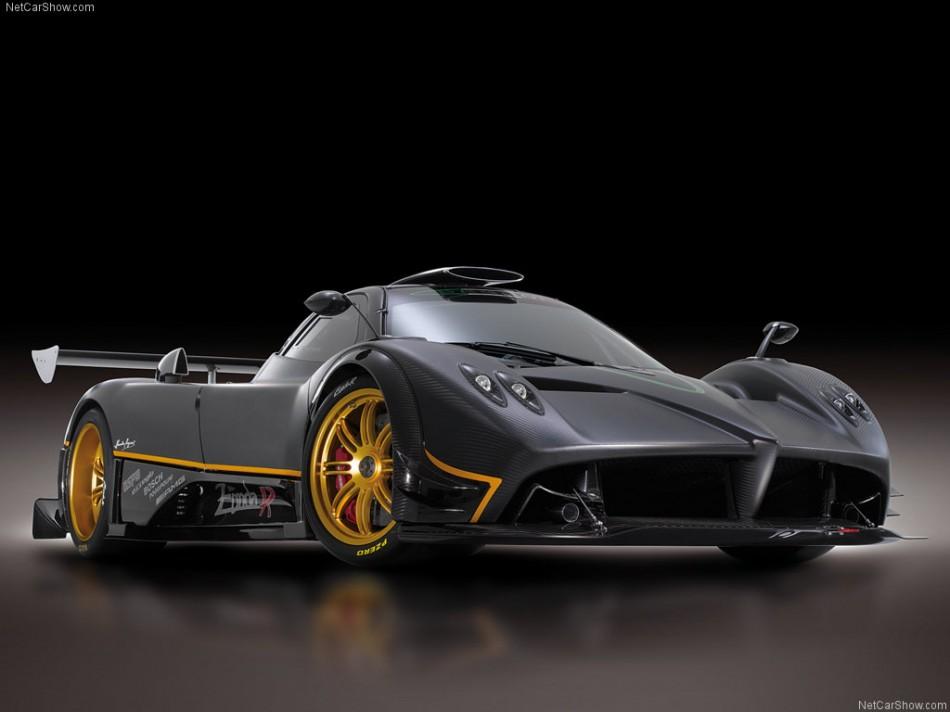 Pagani Zonda   Lifestyle - Top 10 Iconic Supercars Pagani Zonda R e1338484233637