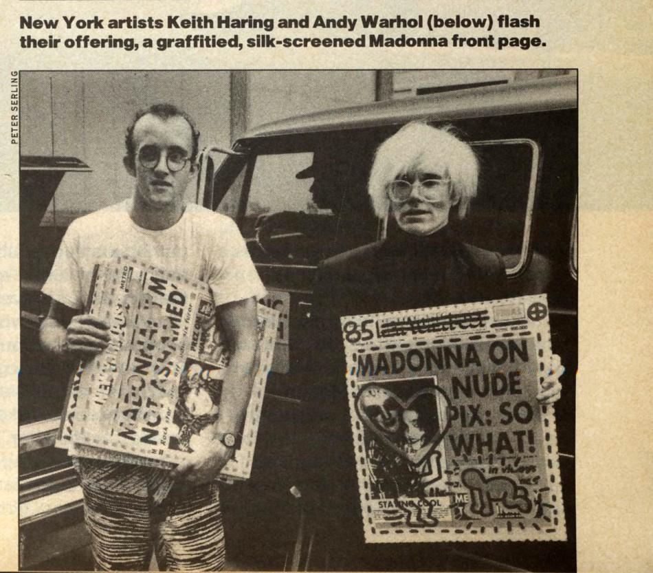 *普普天王:Keith Haring登Google 7