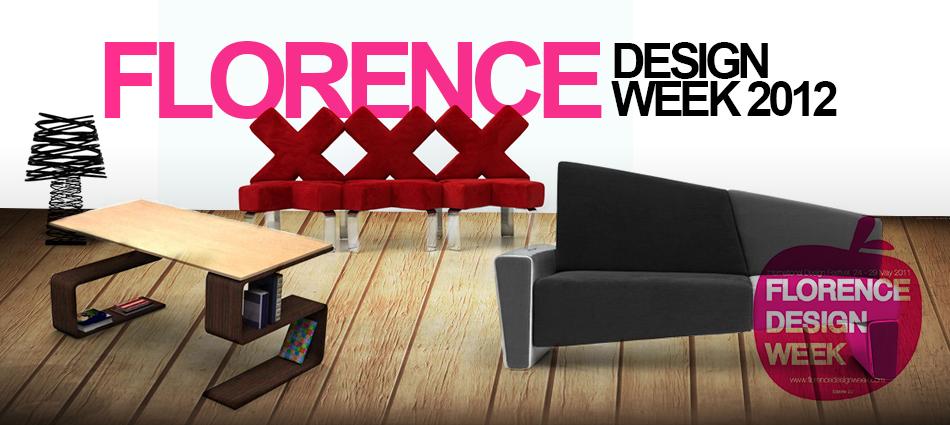 Florence Design Week  Design Agenda - Florence Design Week 2012 florencedesignweek3