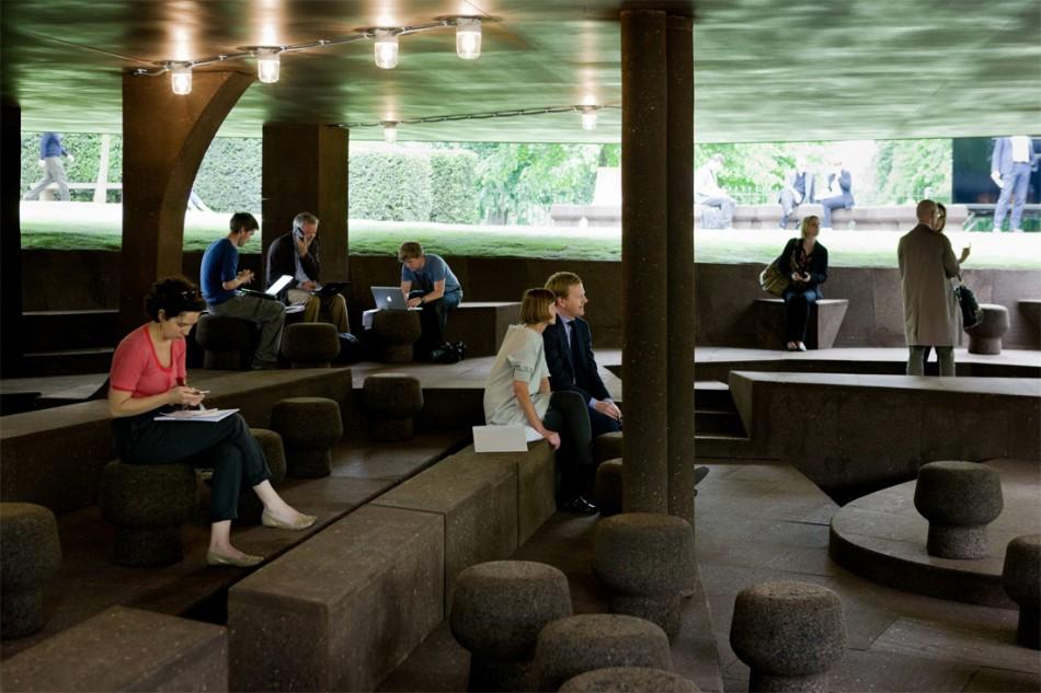 Serpentine Gallery Pavilion 2012 Herzog & de Meuron  Architecture – Serpentine Pavilion 2012 02 6085 e1339668091691