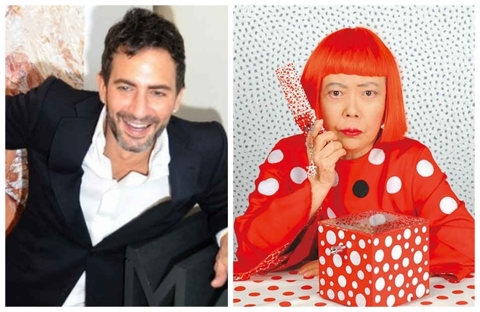 Louis Vuitton has announced an artistic collaboration, this time with the Princess of the Polka dots. Yayoi Kusama Fashion – Yayoi Kusama For Louis Vuitton Marc Jacobs and Yayoi Kusama e1340017932360