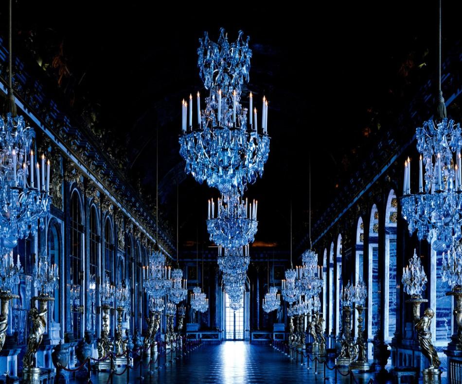 Salla dei Specchi, Versailles  Artists - The Art of Massimo Listri Massimo Listri Salla dei Specchi e1340192942225