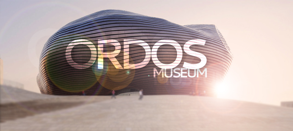 Ordos Museum   Architecture - Ordos Museum by MAD Ordos Museum copy