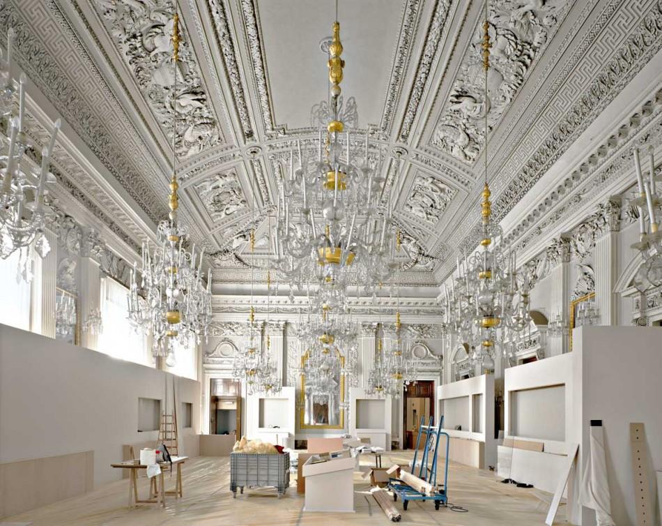 Palazzo Pitti Sala Bianca by Massimo Listri  Artists - The Art of Massimo Listri PalazzoPittiSalaBianca e1340191797822