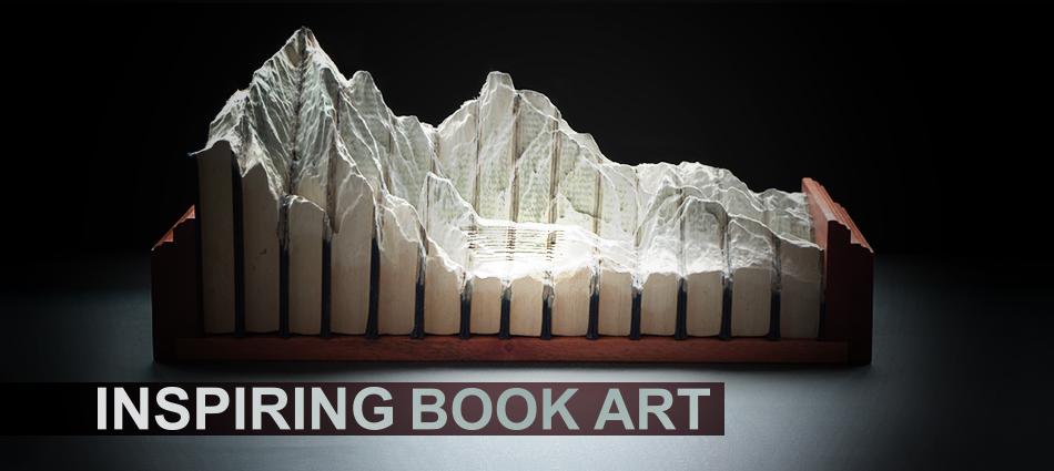 Guy Laramee  Arts & Crafts – Book Art by Guy Laramee blblog37