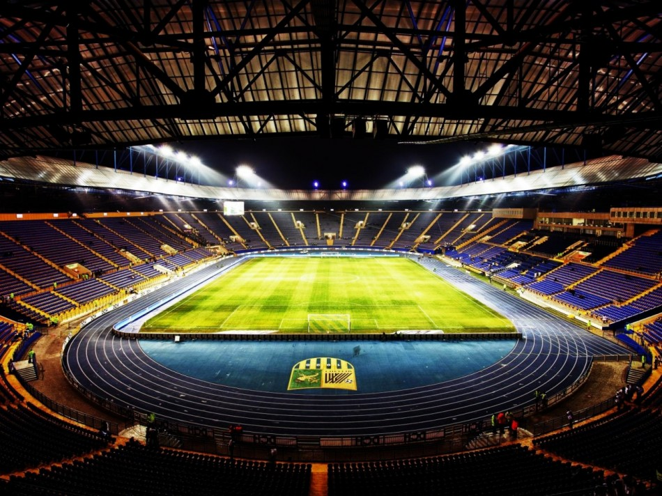 Metalist Stadium khrakiv  Architecture - Uefa Euro 2012 Top Stadiums fc metalist kharkiv stadium  e1340188692384