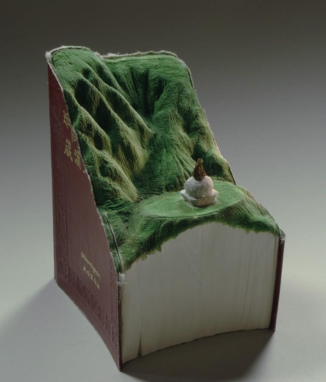 Guy Laramee  Arts & Crafts – Book Art by Guy Laramee guy laramee 08 e1340190348640