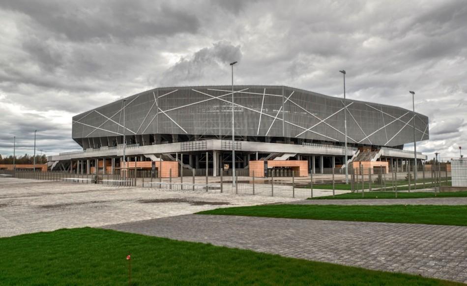 Arena Lviv  Architecture - Uefa Euro 2012 Top Stadiums lviv 01 e1340188878229
