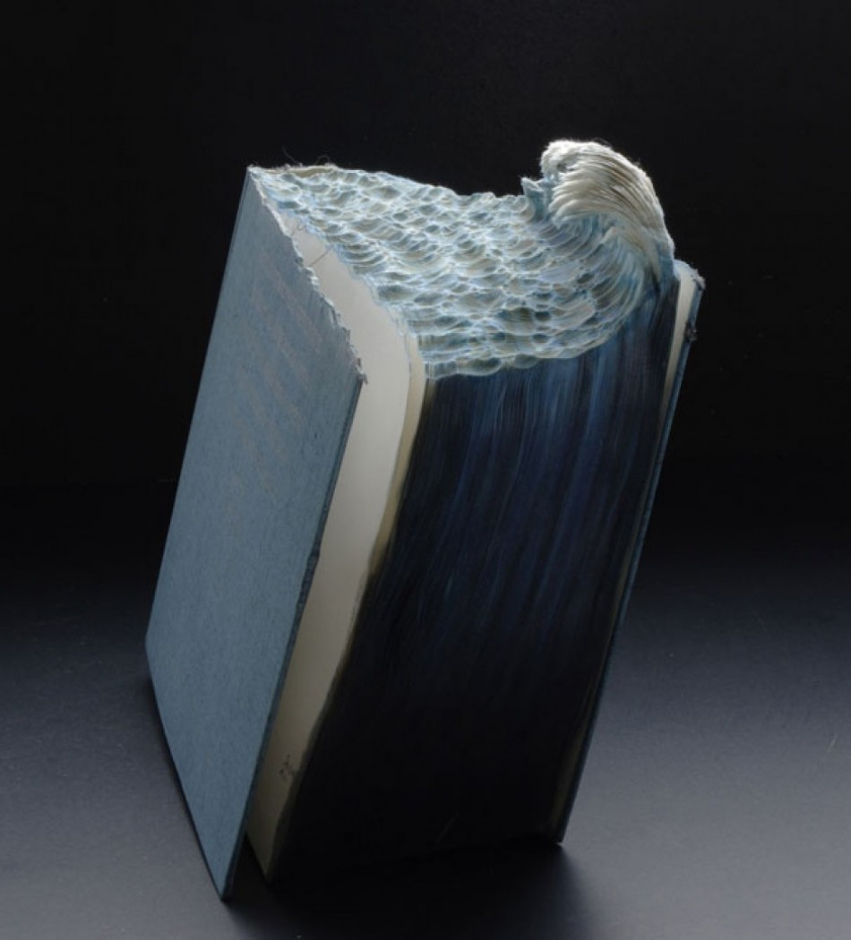 Guy Laramee  Arts & Crafts – Book Art by Guy Laramee timthumb