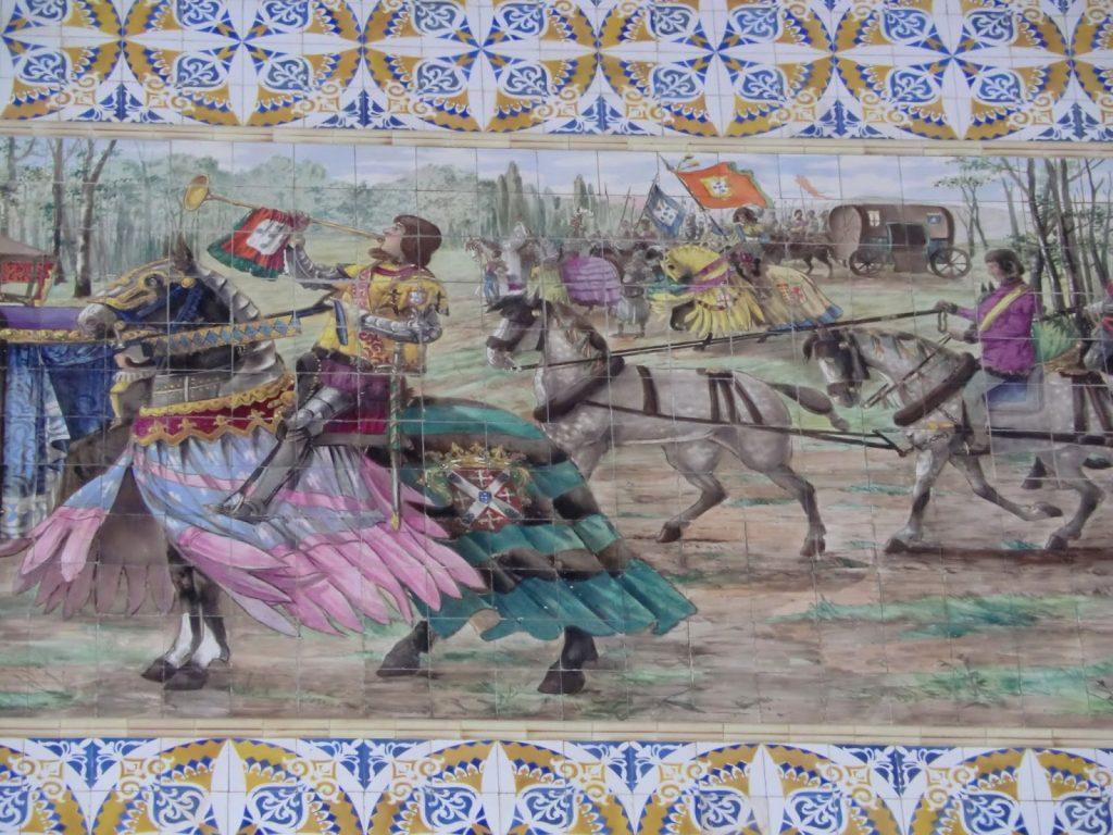 Historical details in cosmopolitan rut  S  o Bento 81