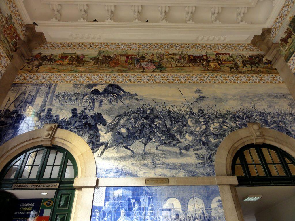 Historical details in cosmopolitan rut  Sao BENTO1