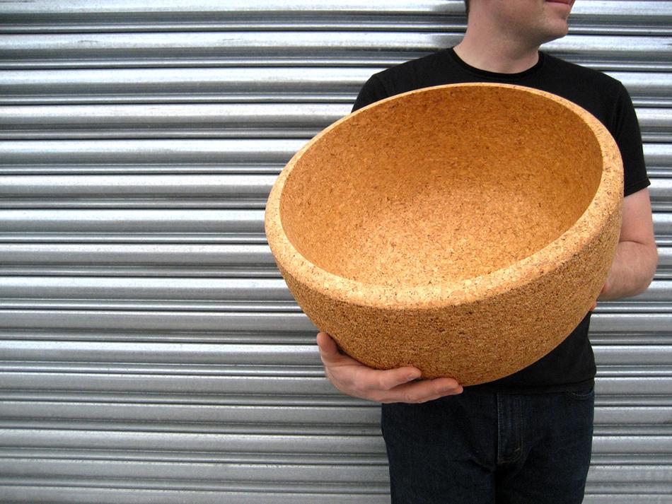 Use of cork in interior design 4