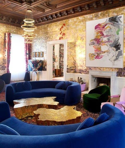 Have an inspiring Tuesday with Boca do Lobo interior designhellip