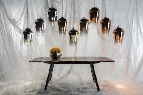 Check out this lamp designed by Tom Dixon and gethellip