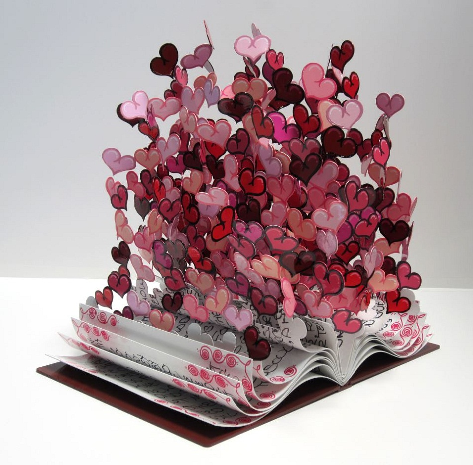 Regarding the start of Spring, and the colorful idea that the word reminds us, today I present the most colorful metal sculptures by David Kracov. Colorful metal sculptures Colorful metal sculptures by David Kracov 182191 10150966611565745 53894673 n