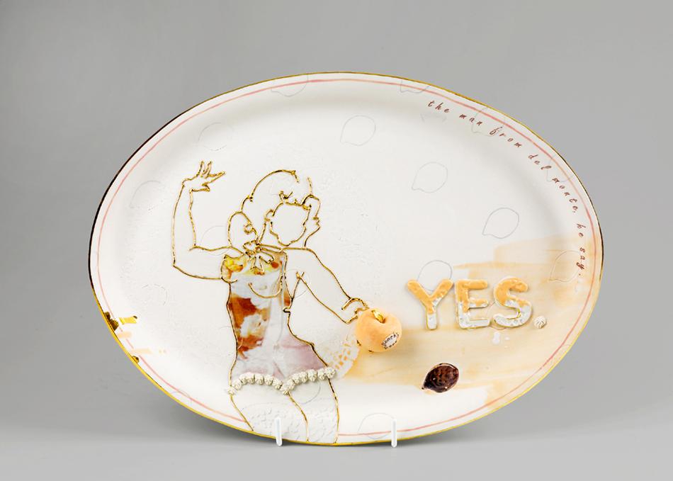 Rebecca Wilson's  Rebecca Wilson - Provocative Ceramics Rebecca Feminine Ceramics ILoboyou