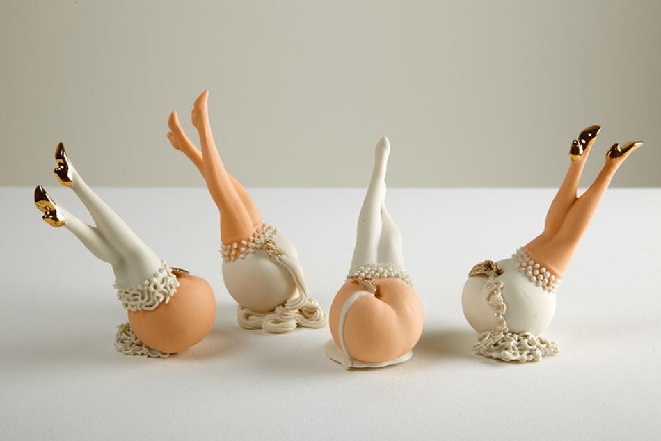 Rebecca Wilson's   Rebecca Wilson - Provocative Ceramics Rebecca Feminine Ceramics ILoboyou3