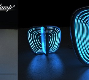 """""""Jellylamp can adapt the light to user mood. The design features pulse width modulated RGB LED strips, that can have different intensities of light."""""""