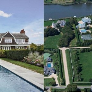 """""""Jennifer Lopez just bought a new $10 million house in the Hamptons, a chic 3-acre spread in Water Mill, NY. Hamptons beach house is perfectly private."""""""