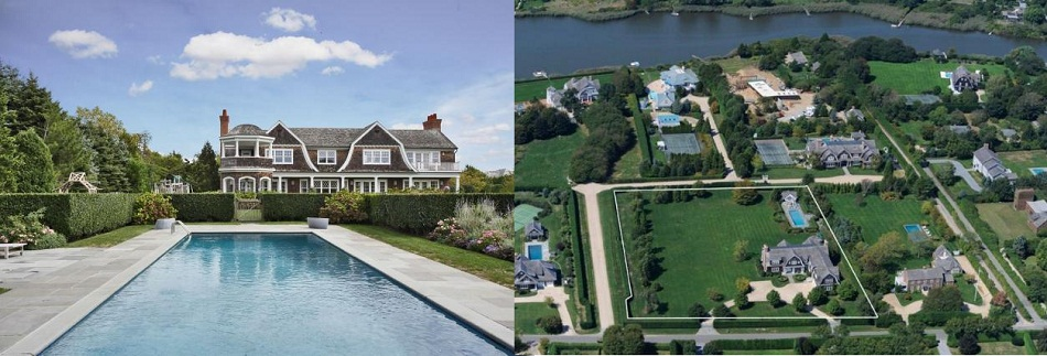 Jennifer Lopez Just Bought A New 10 Million House In The Hamptons Chic