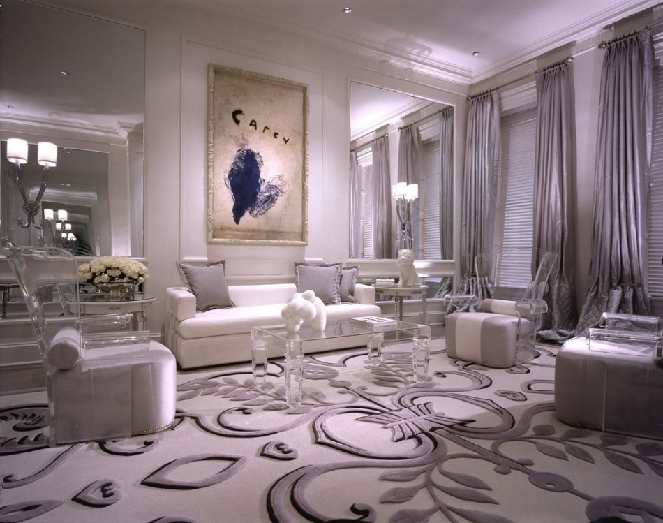 Top 10 new york interior designers destination luxury for Interior designs videos