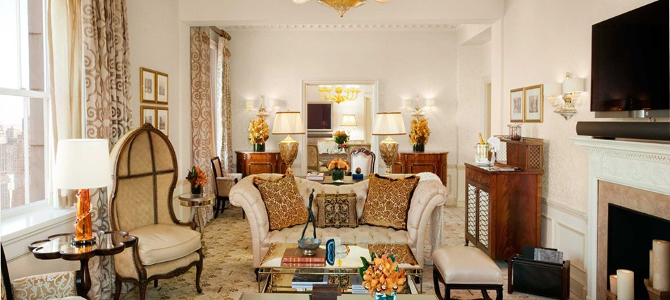 NY Pierre Penthouse - Millionaire Price Tag