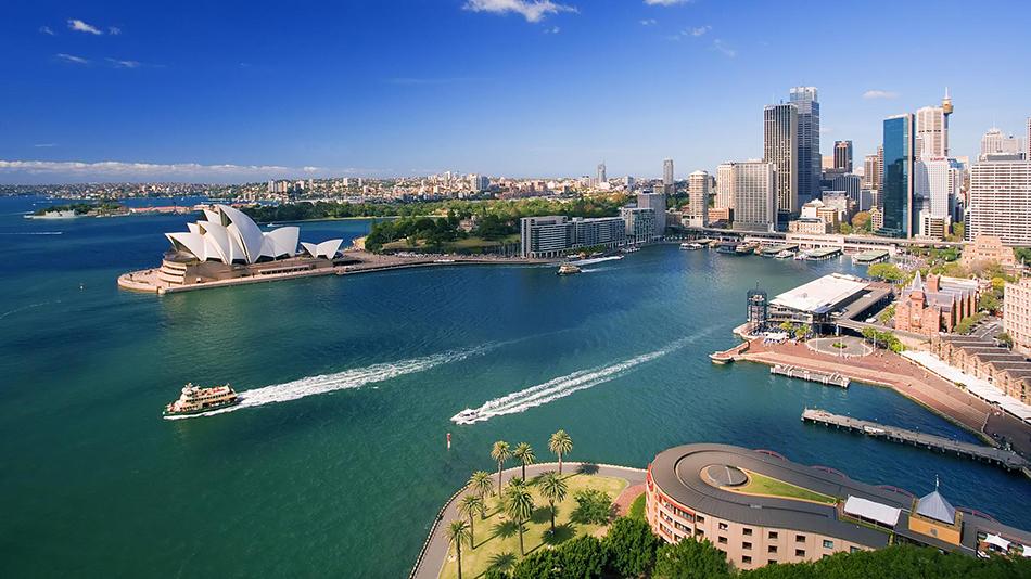 Sydney_Australia  Best Summer Destinations Sydney Australia