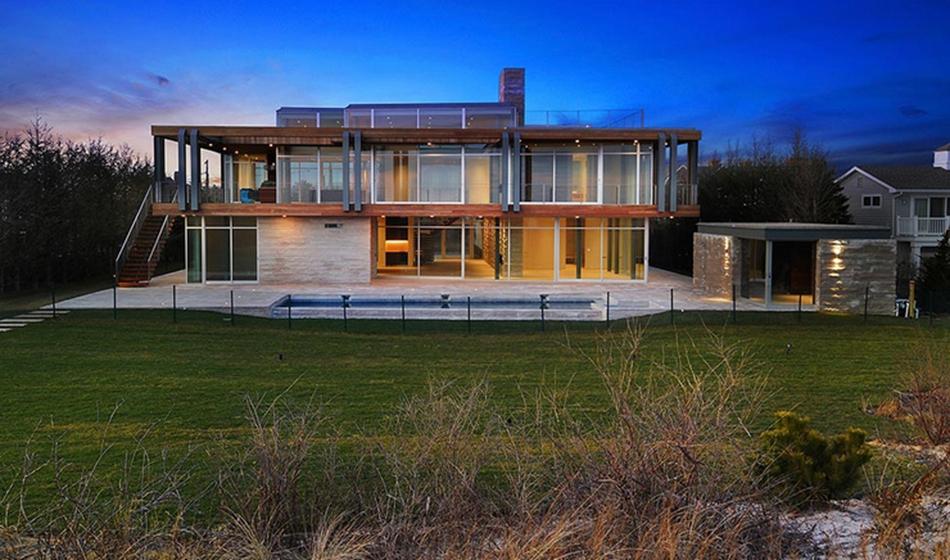 Bridgehampton, NY  MILLIONAIRE BEACH HOUSES IN THE HAMPTONS beach house 5