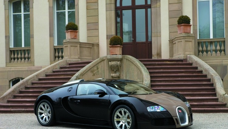 """""""As if the Bugatti Veyron supercar wasn't enough, Bugatti has gone and released three special edition Veyron to date, of which the Bugatti Veyron Fbg par Hermes."""""""