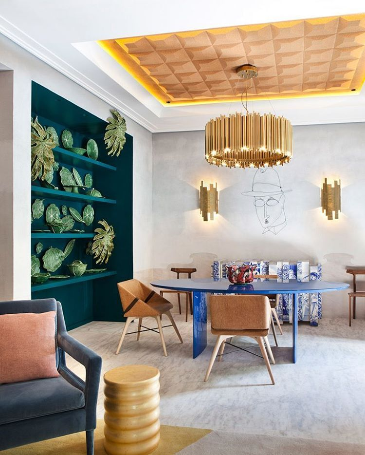 Boca do Lobo pieces in the best interior design projects!hellip