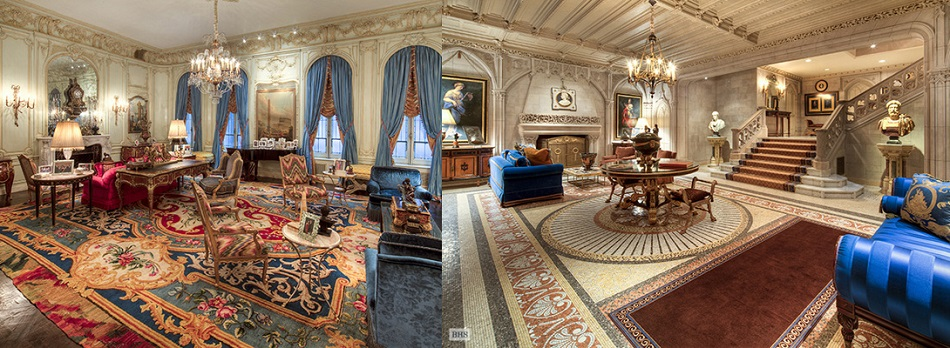 New Yorks Most Expensive House Was Put Up On The Market For Sale Last Year