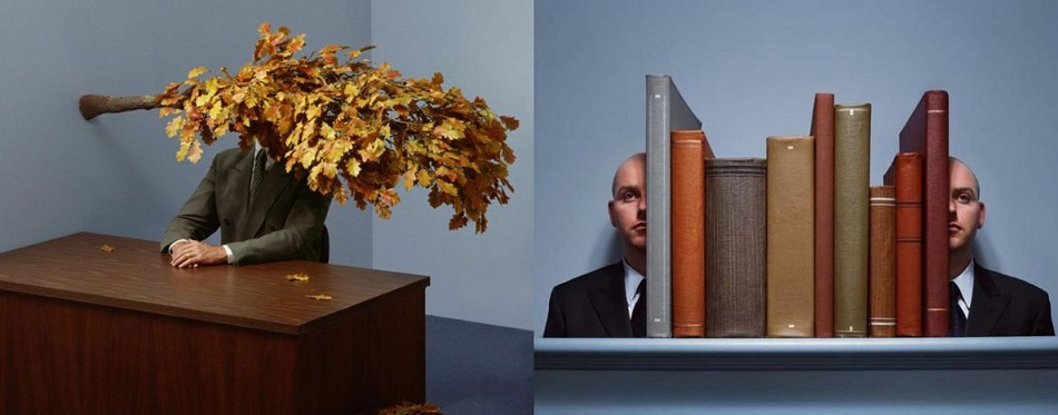 Hugh Kretschmer's surreal photography have been described as curious, imaginative, unusual, conceptual and a little dark, but dark in a good way. surreal photography Hugh Kretschmer surreal photography Hugh Kretschmer1