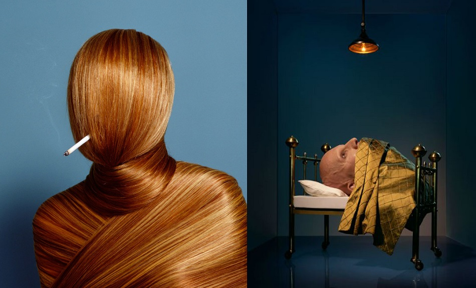 Hugh Kretschmer's surreal photography have been described as curious, imaginative, unusual, conceptual and a little dark, but dark in a good way. surreal photography Hugh Kretschmer surreal photography ad campaigns by hugh kretschmer 616