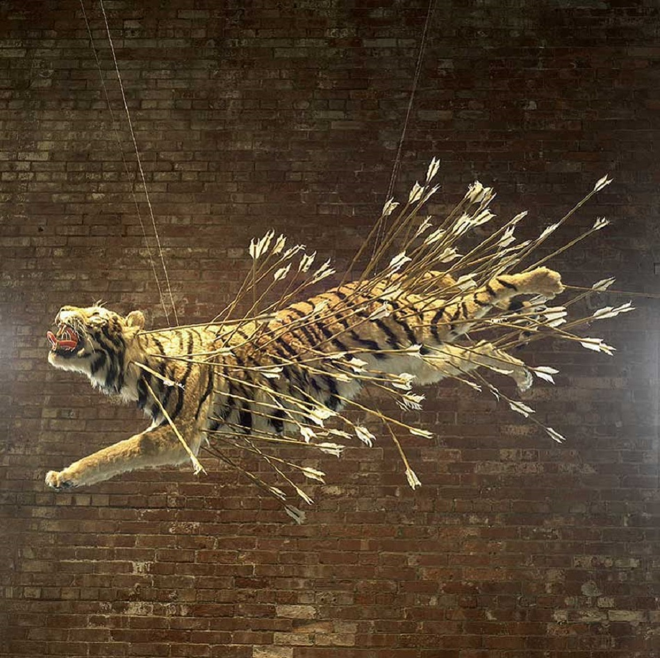 Cai Guo-Qiang was born in 1957 in Quanzhou City, Fujian Province, China, and lives and works in New York where he creates amazing sculptures. amazing sculptures Cai Guo-Qiang amazing sculptures in the best museums cai inst 008