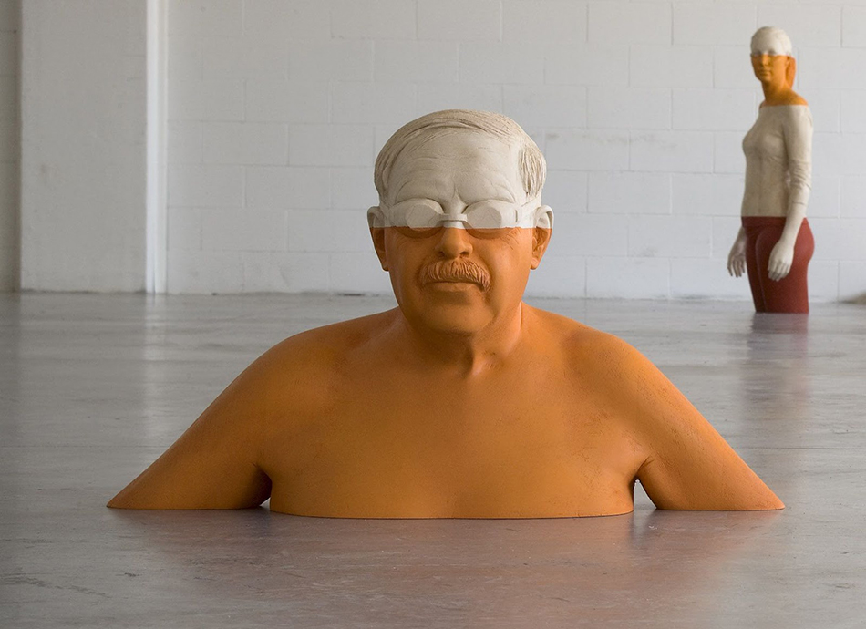 Willy Verginer Amazing Figurative Wood Sculptures  Willy Verginer Amazing Figurative Wood Sculptures rev1229861 ori