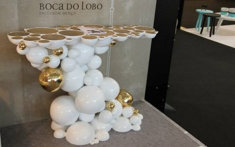 """Maison et Objet is already gone, so it's time to look back and see what you missed from Boca do Lobo presence at the show."""