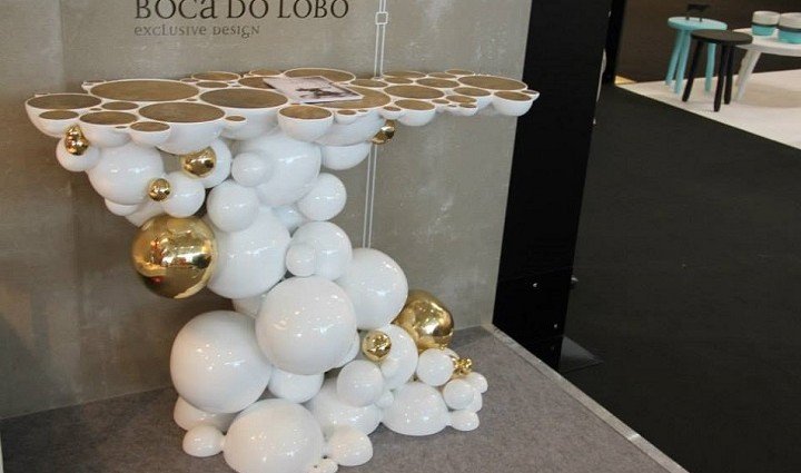 """""""Maison et Objet is already gone, so it's time to look back and see what you missed from Boca do Lobo presence at the show."""""""